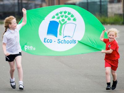 Drapeau Eco-Schools