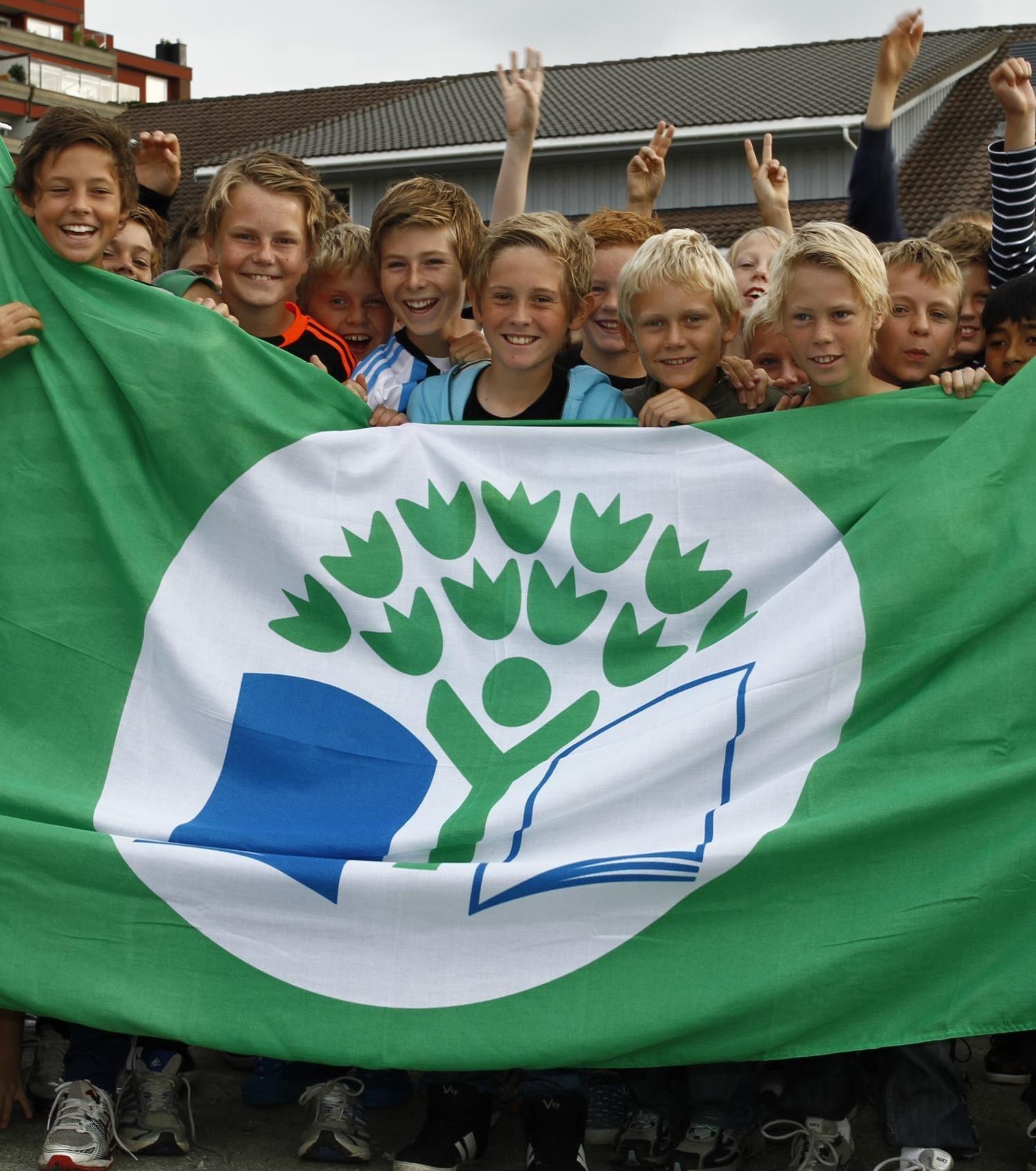 Drapeau Vert Eco-Schools