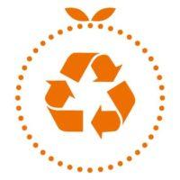 Logo Eco-Schools Suisse pour le thème déchets