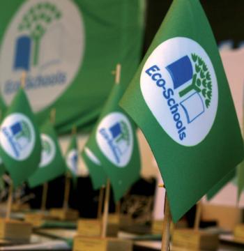 Tableflag Eco-Schools