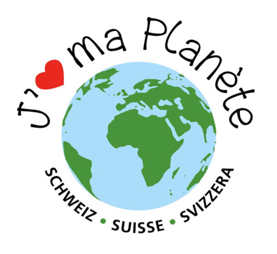 Logo de J'aime ma Planète